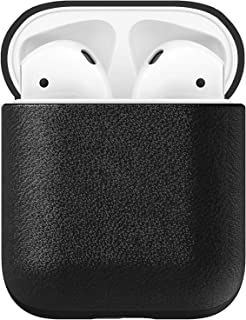 Nomad Airpod Case Leather Black