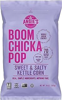 Angie's BOOMCHICKAPOP Sweet & Salty Kettle Corn Popcorn, 14 oz.