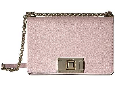 Furla Mimi Mini Crossbody (Camelia) Handbags