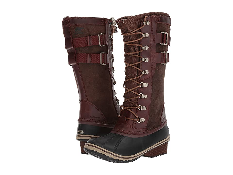 SOREL Conquest Carly II (Redwood/Tobacco) Women