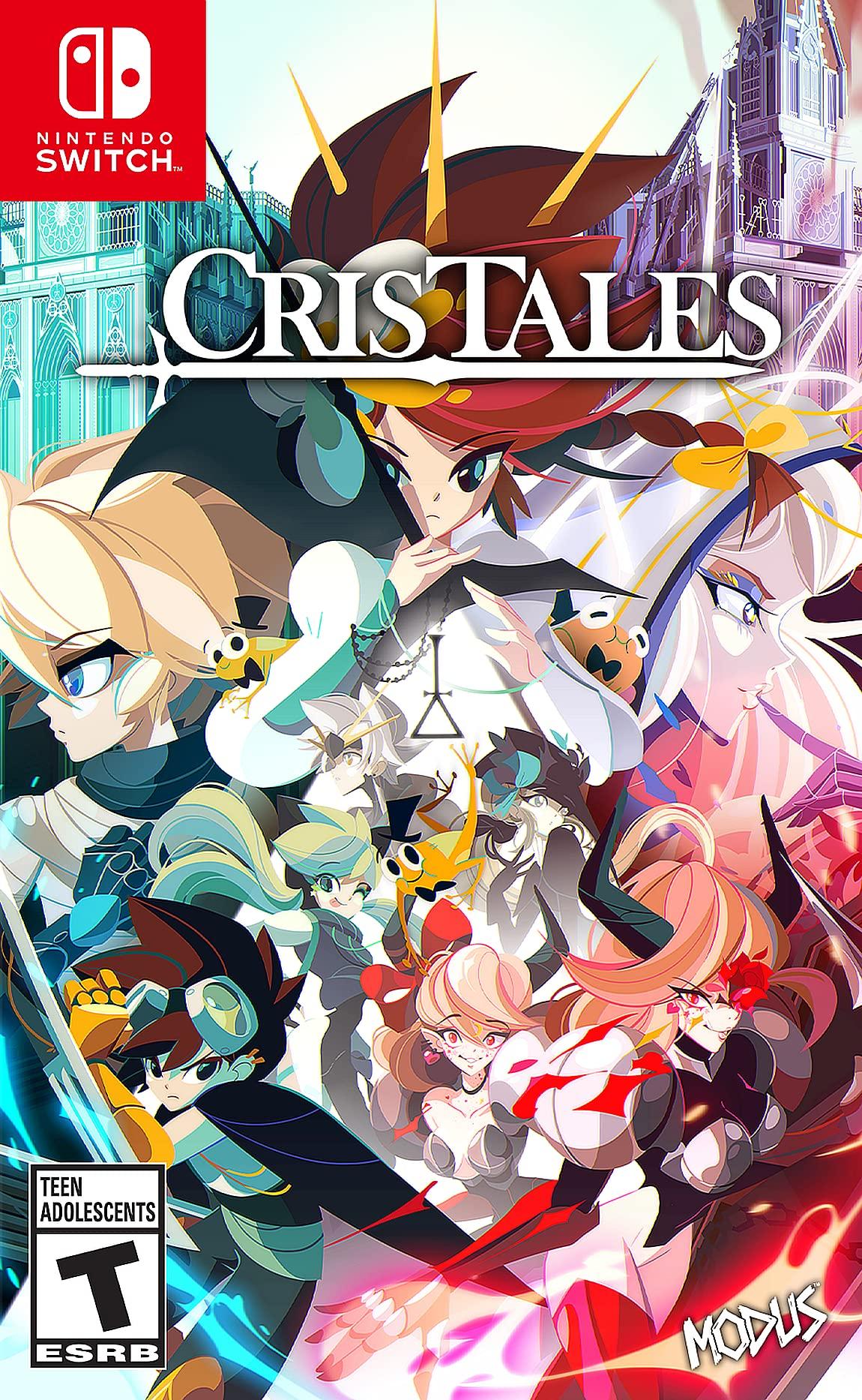 Poster. Cris Tales