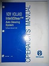 New Holland IntelliSteer Auto Steering System (Software Version 3.02) Operators Manual 2/06