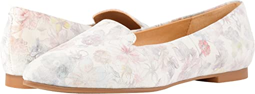 Floral Multi Printed Floral Leather