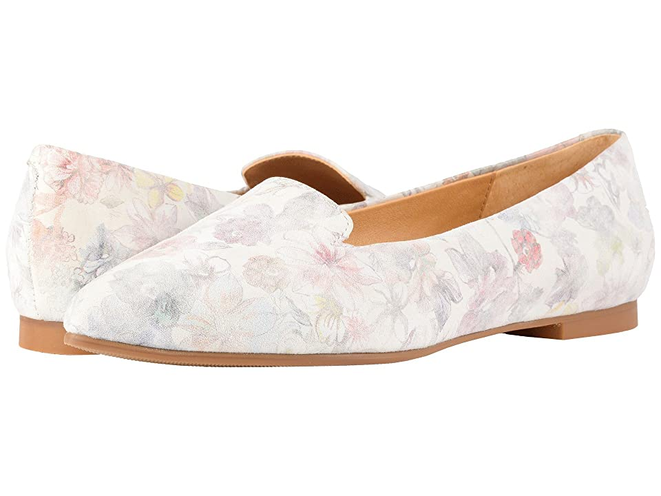 Trotters Harlowe (Floral Multi Printed Floral Leather) Women