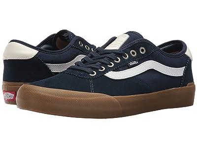 Vans Chima Pro 2 (Navy/Gum/White) Skate Shoes