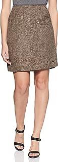 VERO MODA Women's A-Line Mini Skirt