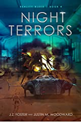 Night Terrors (Reality Bleed Book 4) Kindle Edition