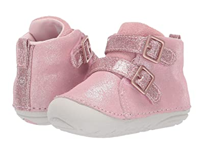 Stride Rite SM Vera (Infant/Toddler) (Pink) Girls Shoes
