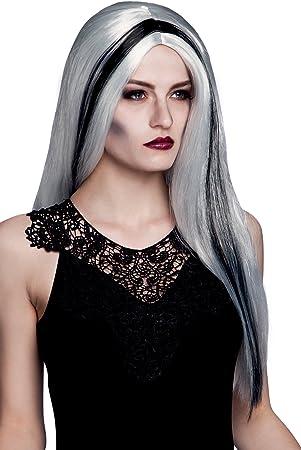 Haare weiße Weiße Haare