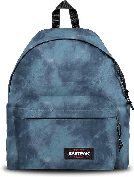 Zaino eastpak padded pak`r zaino 40 cm 24 l blu (dust chilly) EK620C02