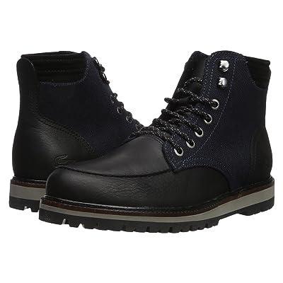 Lacoste Montbard Boot 417 1 Cam (Black) Men