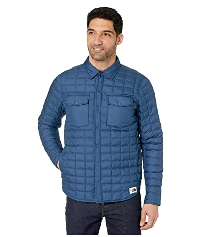 The North Face Thermoball Eco Snap Jacket (Shady Blue) Men