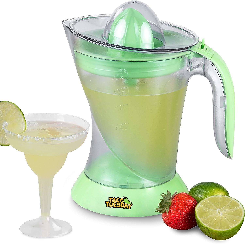 Nostalgia Taco Tuesday Electric Max 55% OFF Lime Margarita Max 56% OFF Hol Kit Juicer