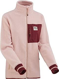 Kari Traa Women's Rothe Midlayer Coat - Zip Up Fleece Jacket