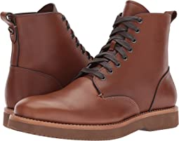 COACH Derby Boot Leather
