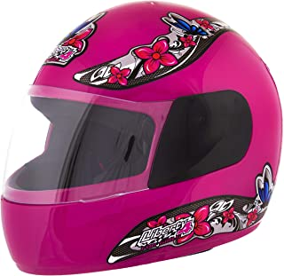 Pro Tork Capacete Liberty Four For Girls 58 Rosa