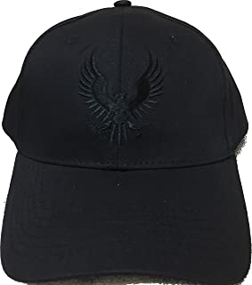 UNSC Embroidered Logo Black Hat Baseball Cap Halo Legendary Crate - Loot Crate