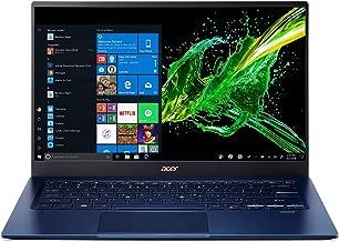 Acer Swift 5 i7-1065G7 16GB RAM 512GB SSD 14-Inch Full HD Laptop, Blue, NX.HHYSA.001