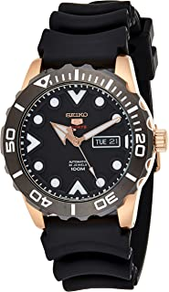 Seiko 5 Men's 100 meters Watch