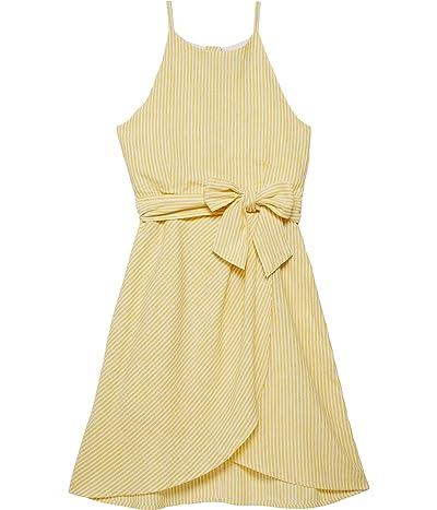 HABITUAL girl Tank Yarn-Dye Stripe Dress (Big Kids)