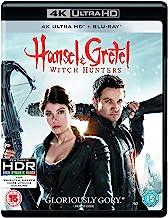Hansel And Gretel Witch Hunters - 4K Uhd (2 Blu-Ray) [Edizione: Regno Unito] [Italia] [Blu-ray]