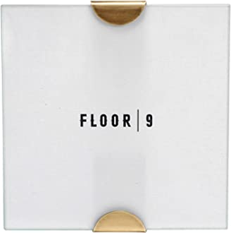 FLOOR 9 6FLH3000 8x10 Hanging Picture Frame 8 X 10