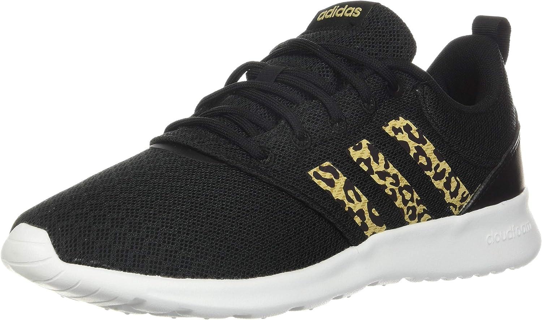   adidas Women's Qt Racer 2.0 Running Shoe   Fashion Sneakers
