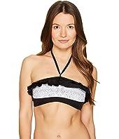 Jonathan Simkhai - Bandeau Halter Bikini Top