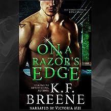 On a Razor's Edge: The Darkness Series, Book Three