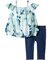 Splendid Littles - All Over Tie-Dye Voile Top Set (Infant)