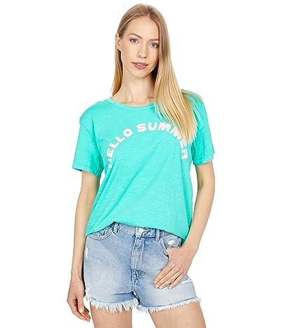 Billabong Hello Summer Short Sleeve Boyfriend Tee