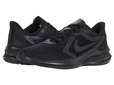 Nike Downshifter 10 (Black/Black) Women