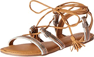 Best qupid flat sandals Reviews