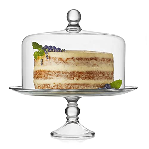Shatterproof 12inch Cake Cover 6.5inch Tall New Version