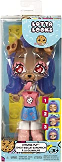 Mattel Lotta Looks S'Mores Pup Accessory Mood Pack with 10 Plug/Play Pieces by Cookie Swirl
