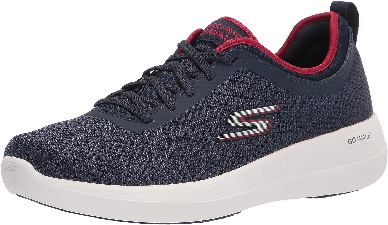 Skechers Go Walk MAX Deluxe, Zapatillas para Caminar Hombre