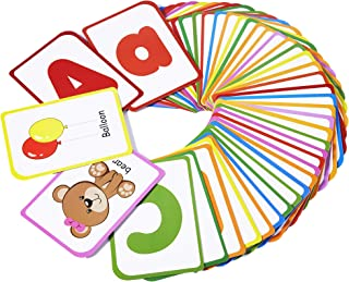 Details about  /Alphabet Cards A-Z Kids Toddlers Preschool Early Learning Resource U4P4 Sen L8A5