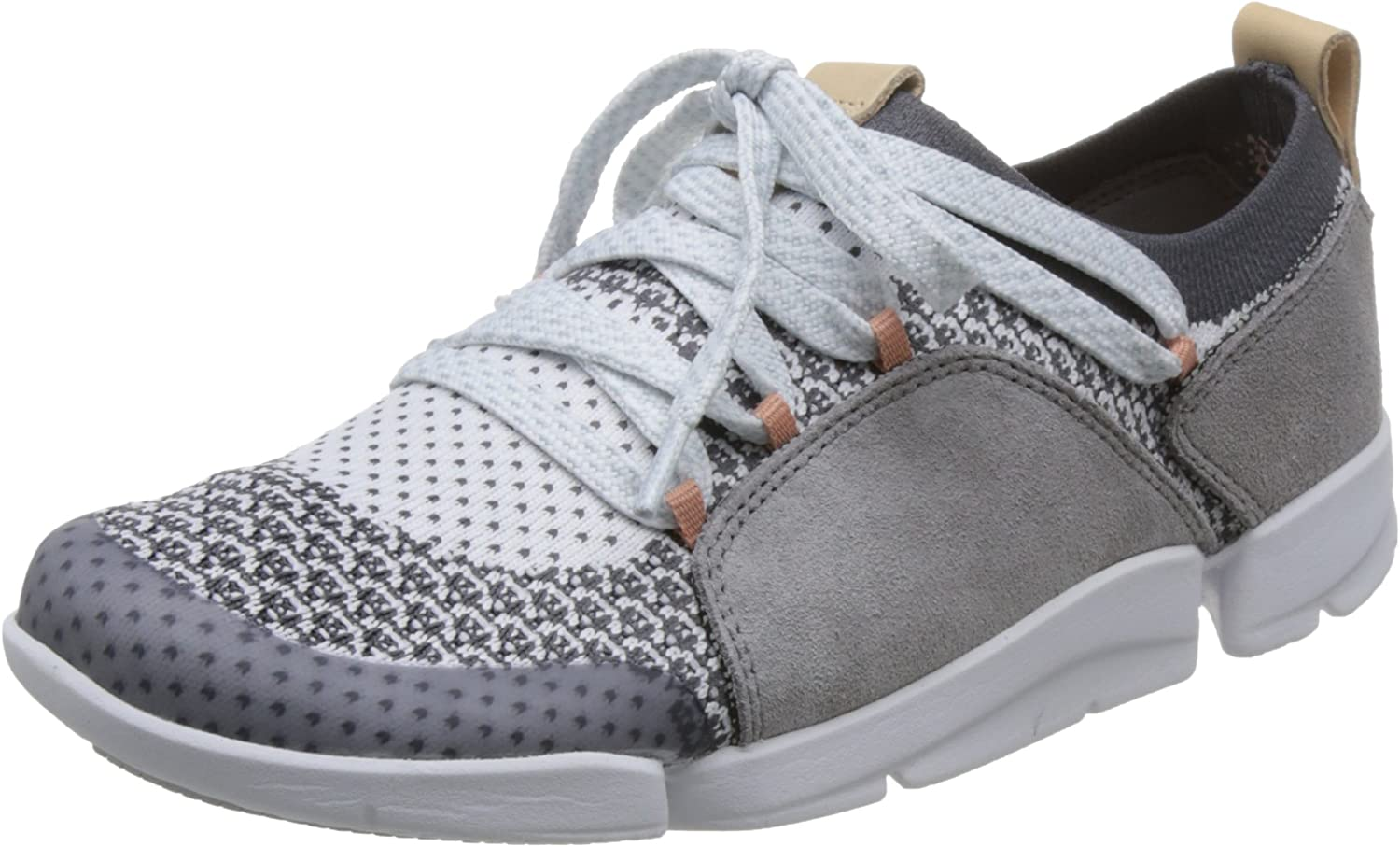 Clarks Women's Tri Amelia Low-Top Sneakers