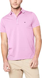 TOMMY HILFIGER Men's Slim Fit Polo Shirt
