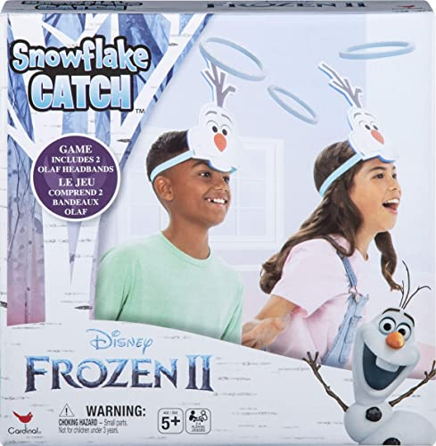 high quality Disney popular Frozen 2, high quality Snowflake Catch Board Game for Kids outlet online sale