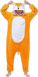 New Adult Animal Costume Onesie Unicorn Halloween Cosplay Pajama Zipper