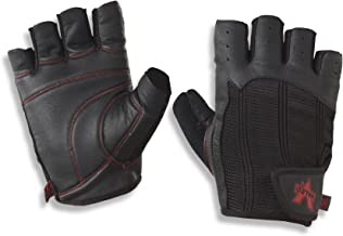 Valeo Padded Ocelot Lifting Gloves, Gym Gloves, Workout Gloves, Exercise Gloves for Powerlifting, Cross Training, Rowing f...