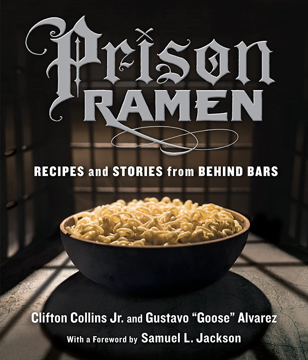 誰が路面電車ピザPrison Ramen: Recipes and Stories from Behind Bars (English Edition)