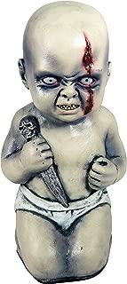 Forum Novelties Evil Baby with Dagger Halloween Prop Decoration