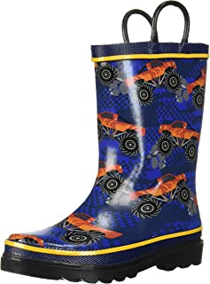 Western Chief 4x4 Zoom Boys' Infant-Toddler-Youth Boot