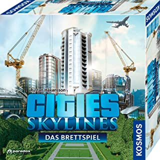 Kosmos Cities Skylines: 1 - 4 Spelare (på Tyska)
