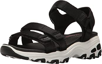 Skechers D'lites - Fresh Catch womens Wedge Sandal