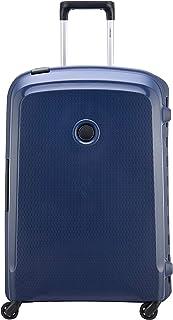 Delsey Paris BELFORT 3 Bagage cabine, 70 cm, 92 liters, Bleu (Blau)