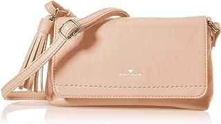 TOM TAILOR Damen Amalia Flap Bag, M