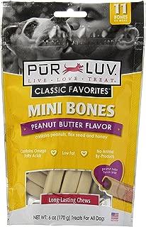 Pur Luv Mini Bones Made in USA